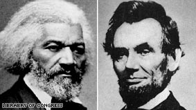 'Lincoln': Where was Frederick Douglass?