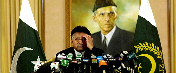 Tough Stand on Musharraf is Critical for U.S.'s Credibility