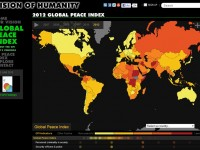Global Peace Index Ranking Doesn't Flatter the U.S.