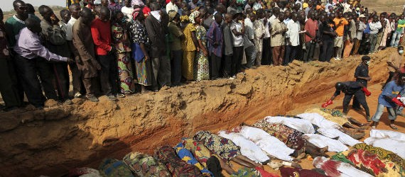 Victims of Religious Violence