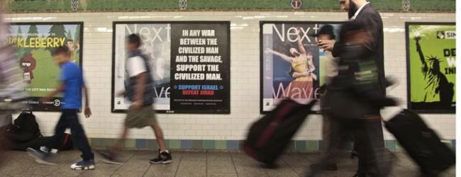 'Free Speech' on the DC Metro