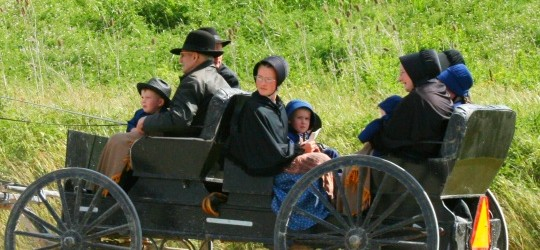 Republicans and the Mennonite Vote