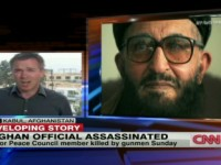 Rahmani Death a Blow to Afghan Peace