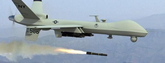 Drones Weaken USA's Moral Might