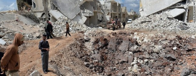 Prevention Better Than Punitive in Syria