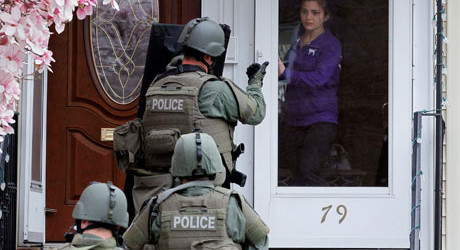 America's Police Are Looking More and More Like the Military