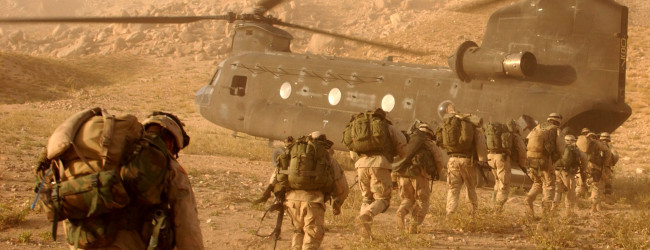 In Afghanistan, End the Fighting and Stop the Meddling
