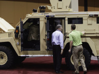 Defense Department Gives Local Police Equipment Designed for a War Zone