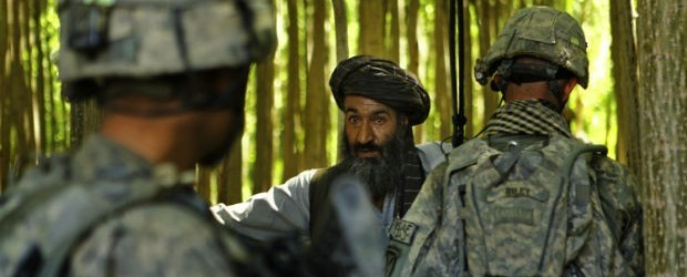 The Only Way Forward in Afghanistan