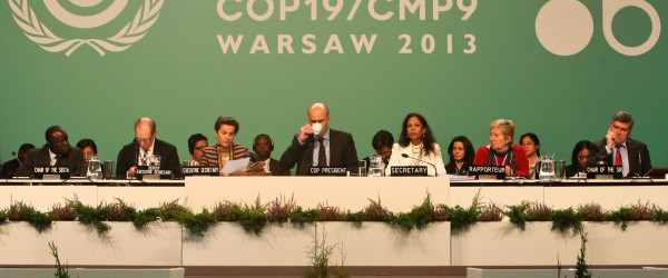 UN Climate Change Negotiations in Poland This Week