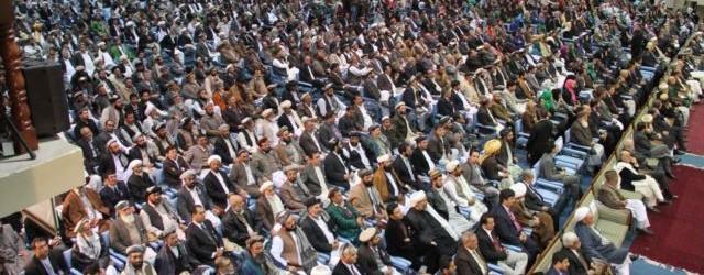Loya Jirga To Decide Whether U.S. Troops Stay Or Go
