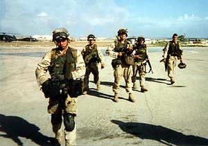 U.S. Soldiers in Somalia and the Pentagon's Unlearned Lessons