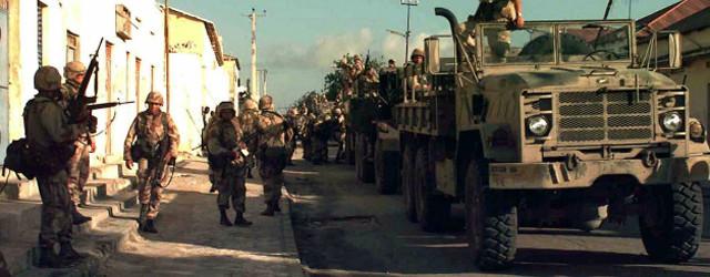 Defense Department in Somalia