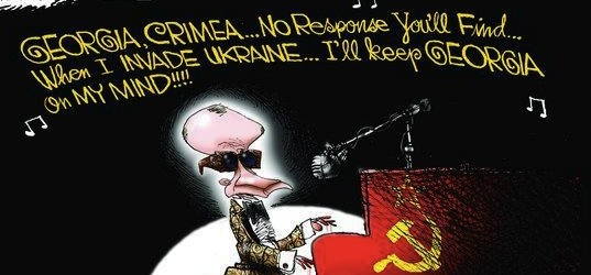 History Repeating Itself in Ukraine