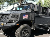New Bill Aims to Rein in Police Militarization