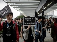 Hong Kong's 'Occupy'