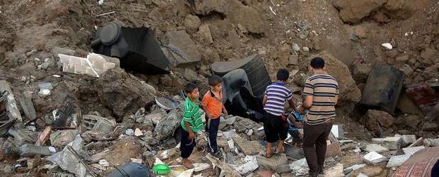 Gaza Memo to Congress: Talk to Hamas