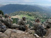 America's Role in Afghanistan – A Quiet One