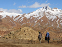 A Grassroots Visit Belies Washington's View of Afghanistan