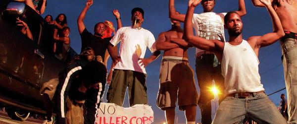 Ferguson Highlights US Police Militarization