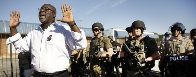 Congressman Wants To Stop The Feds From Giving Cities Like Ferguson Military Weapons For Free