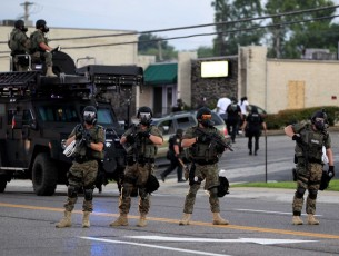 Get the Military Off of Main Street