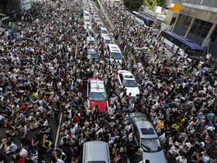 Why Hong Kong's #OccupyCentral Used Nonviolent Action as Tactic