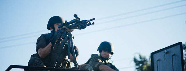 Post-Election Ferguson: Bipartisan Congress to Demilitarize Police