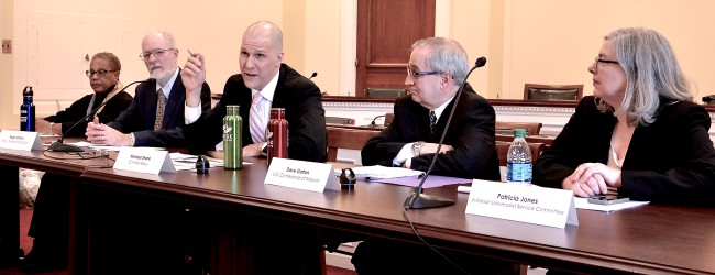 Congressional Briefing Looks at Water on Tap