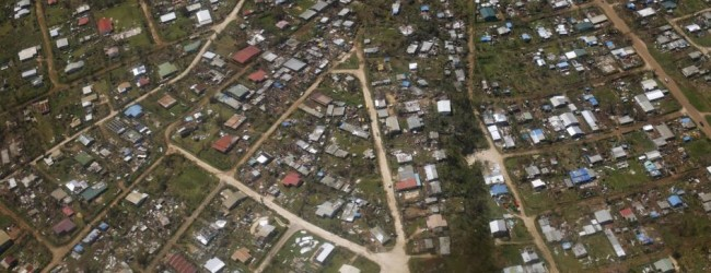 Cyclone Pam is Just the Start