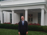 Mason's Michael Shank Joins White House Climate Change Group
