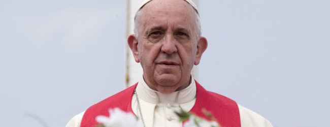 Congress Better Listen to the Pope on Climate Change