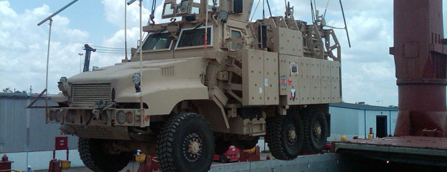 Dumping Military Kit on Cops Makes Main Street a War Zone