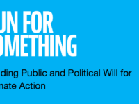 Building Public and Political Will For Climate Action