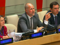 UN Panel: Innovative Policy Approaches and Technologies to Foster Participation of All