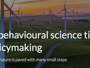 Six More Behavioural Science Tips for Green Policymaking