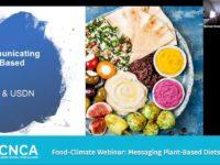 Workshop: Communicating Plant-Based Diets
