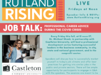 'Rutland Rising' Series with Castleton University