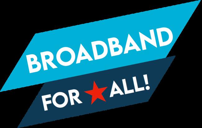 Band Together for Broadband