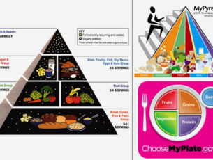 It's Time to Reshape the Food Pyramid to Save the Climate