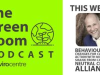 The Green Room by EnviroCentre with Michael Shank, CNCA