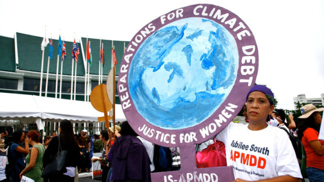 We Will Pay to Help Poor Nations Deal With Climate Change Now – or Later